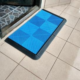 Sistem covoare de intrare Fonner Vents Paradise blue