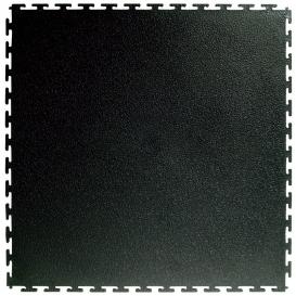 Pardoseala PVC Flexi-Tile Standard Textured 4.5mm Elite Negru