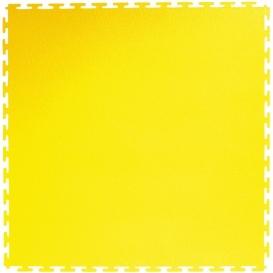 Pardoseala PVC Flexi-Tile Standard Textured 4.5mm Elite Galben