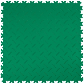 Pardoseala PVC Flexi-Tile Diamond Heavy Duty 7mm Elite Verde