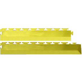 Margine/Rampa Flexi-Tile Galben 7mm