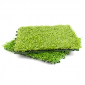 Gazon Artificial Modular Verde Deschis