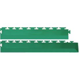 Margine/Rampa Flexi-Tile Verde 4mm
